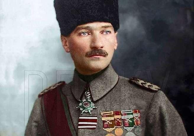 Mustafa Kemal Bağımsızlık Yolunda