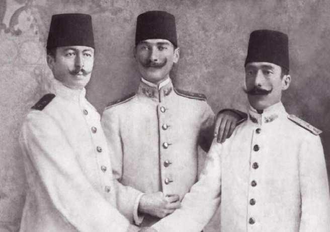Mustafa Kemal'in İlk Görev Yeri ve Şam Günleri
