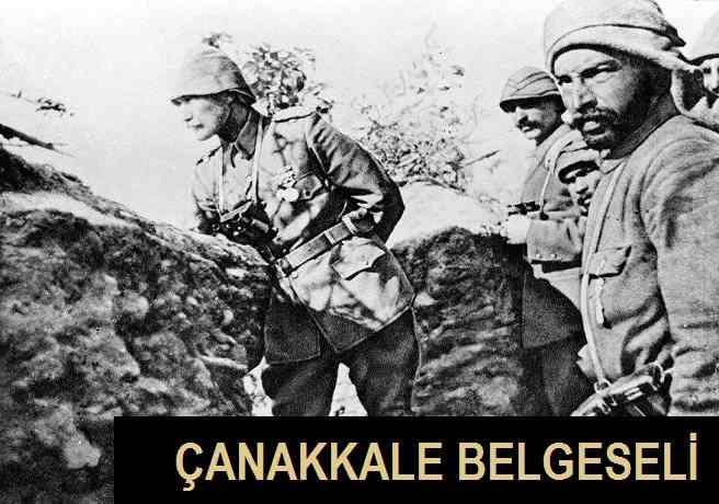 Çanakkale Destanı 1915